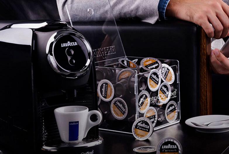 Caffè con cialde Lavazza