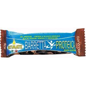 ultimate sport barretta proteica