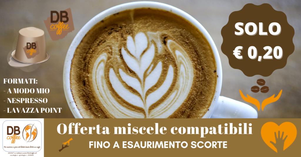 Offerta DB Coffee